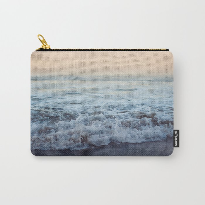Crash into Me Carry-All Pouch