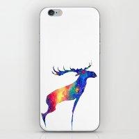 moose iPhone & iPod Skins featuring Moose by Verismaya