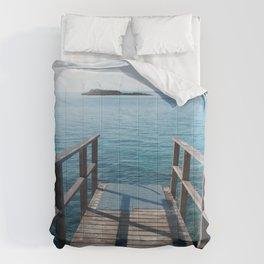 Into the sea Comforters