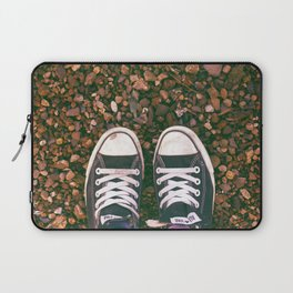 Shoes at the Beach Laptop Sleeve