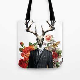 Hannibal as the Wendigo Tote Bag
