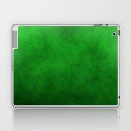 Monster Green Mad Scientist Laboratory Fog Laptop & iPad Skin