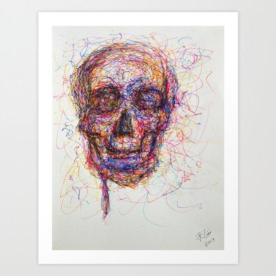 Achucumulato Art Print