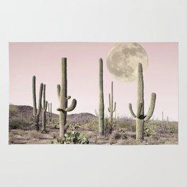 In the desert Rug