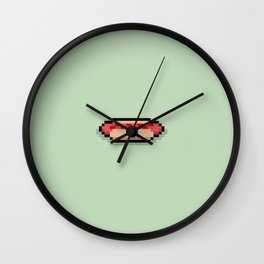 Hotdog Wall Clock