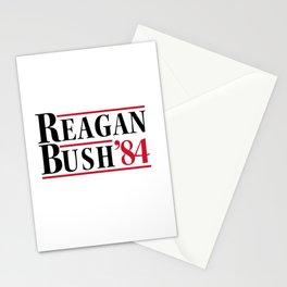 Reagan Bush 84 Stationery Cards