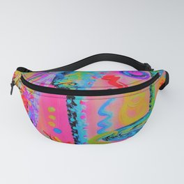 Martini Madness Fanny Pack