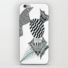 Fish Egg Creature iPhone & iPod Skin