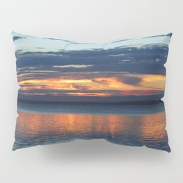 Sunset At St Georges Basin Pillow Sham