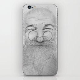 Happy Grandpa iPhone Skin