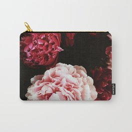 Peony Passion Carry-All Pouch