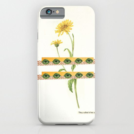 The Flower iPhone & iPod Case