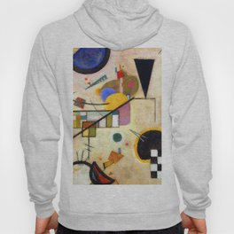 Wassily Kandinsky Opposite Accords Hoody