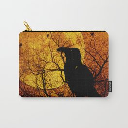 Harvest Moon Raven Carry-All Pouch