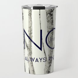 Once Upon a Time (OUAT)  Travel Mug