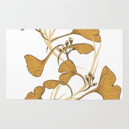 Gingko, Golden Life Rug