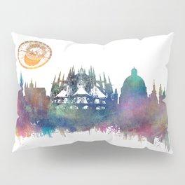 Prague skyline Pillow Sham