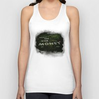 monet Tank Tops featuring Show me the Monet by Cameron McEwan