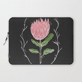 Heather's Protea Laptop Sleeve
