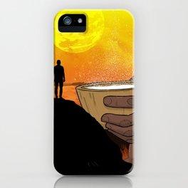 Find Balance. iPhone Case