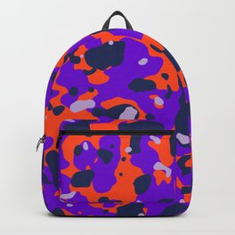 Abstract organic pattern 6 Backpack