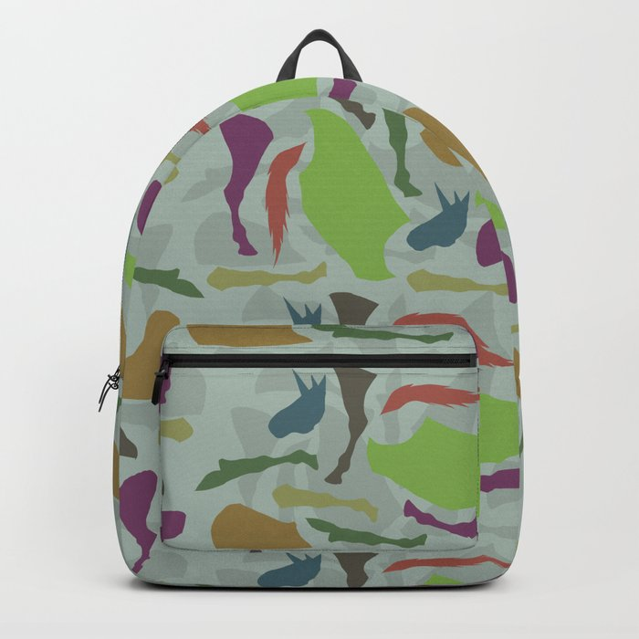 Pieces Of Unicorn Backpack