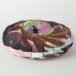 Moonbeam Love Floor Pillow