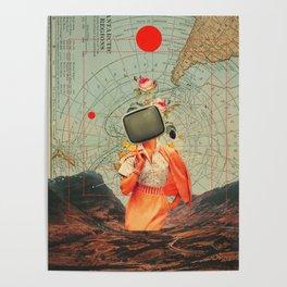 Antarctic Broadcast Poster