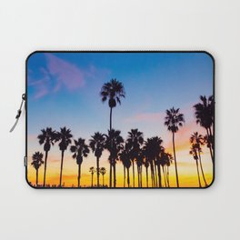 Venice Beach at Sunset Laptop Sleeve