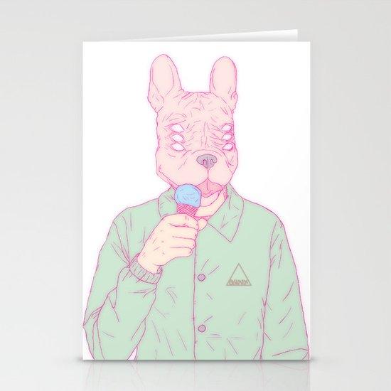 Dog Stationery Cards