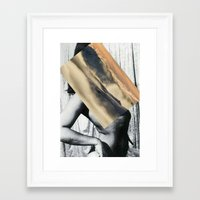 mother Framed Art Prints featuring Mother by Erin Case