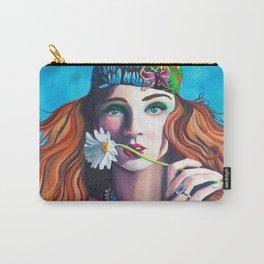 Colour Me Hippie Carry-All Pouch