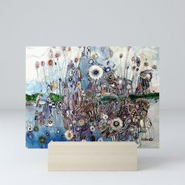 Splash Mini Art Print