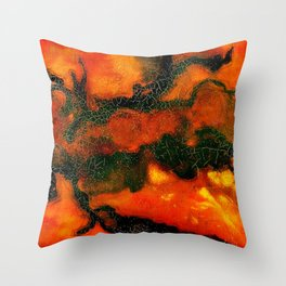 Fierce Throw Pillow