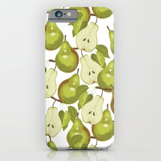 Pears Pattern iPhone 6s Slim Case