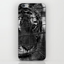 Caged Rage iPhone Skin