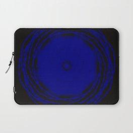 Bioluminescence Mandala 21 Laptop Sleeve