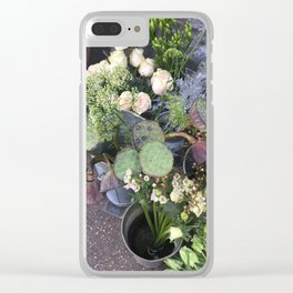 Liberty I Clear iPhone Case