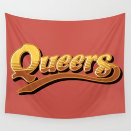 Where Everyone Knows Your Pronouns Wall Tapestry