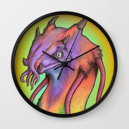 Wurm Wall Clock