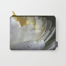 Water Lily Simplicity Carry-All Pouch