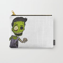 He loves brains Carry-All Pouch