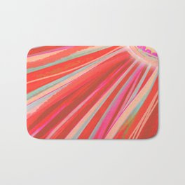 Cosmic Ray of Agave Bath Mat