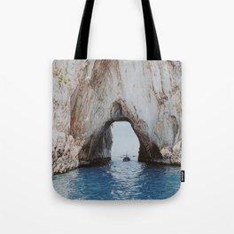 capri, italy ii Tote Bag
