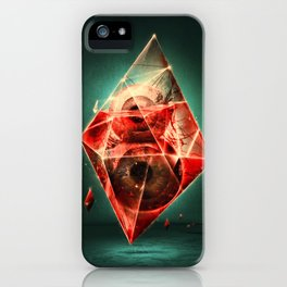 Diamond Eye [Eyeght of Diamonds] iPhone Case