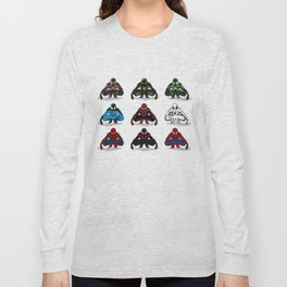Spider-man - The Year of the Costumes Long Sleeve T-shirt