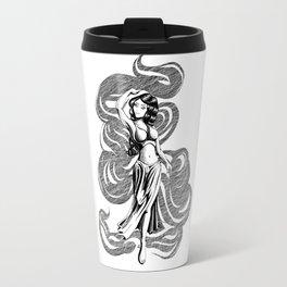 wispy woman Travel Mug