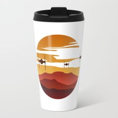 To the sunset Travel Mug