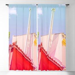 Surrealism Geometry Blackout Curtain