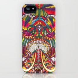 Indian Elephant iPhone Case